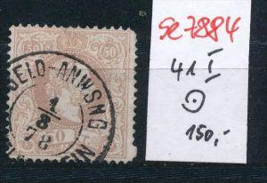 Österreich Nr. 41 I  o    (se 7884 ) siehe Bild