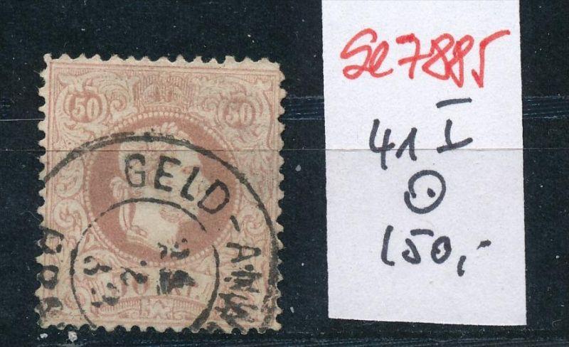 Österreich Nr. 41 I  o    (se 7885 ) siehe Bild