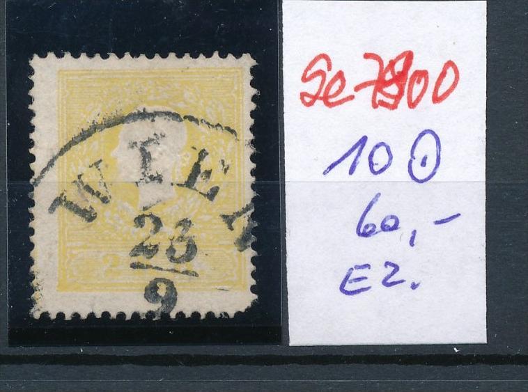 Österreich Nr. 10  o    (se 7900 ) siehe Bild