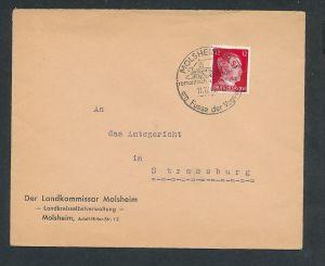 Esaß -Stempel Heimat Beleg  ( ze7079 ) siehe scan !