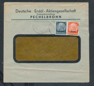 Esaß -Stempel Heimat Beleg  ( ze7076 ) siehe scan !