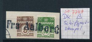 DK-Schiff Post Stempel....( se7749 ) siehe scan !