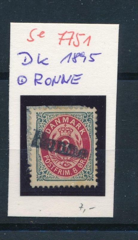 DK- RONNE- Post Stempel....( se7751 ) siehe scan !