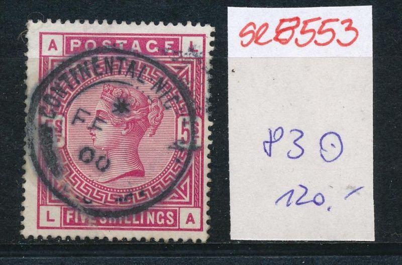UK  Nr.  83  -Stempel...  (se8553  ) siehe Bild  !! 0