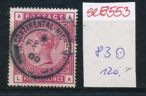UK  Nr.  83  -Stempel...  (se8553  ) siehe Bild  !!