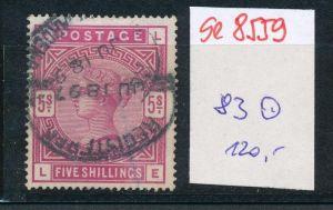 UK  Nr.  83  -Stempel...  (se8559  ) siehe Bild  !!