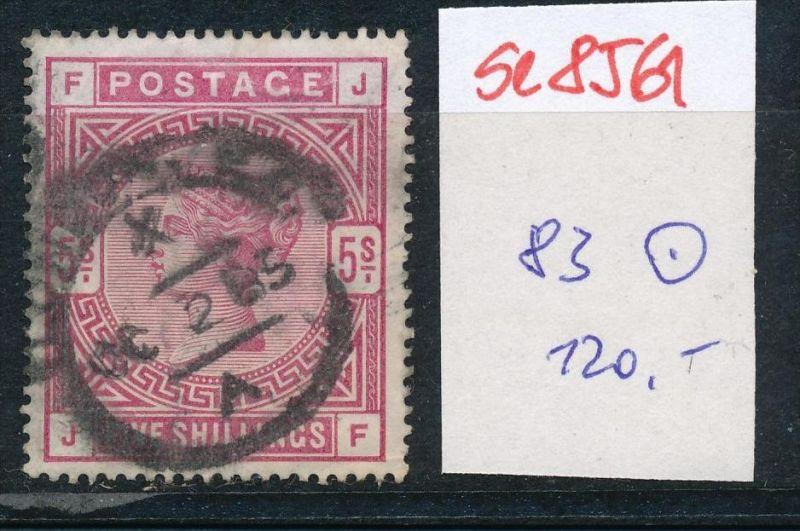 UK  Nr.  83  -Stempel...  (se8561  ) siehe Bild  !!