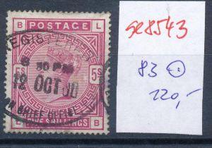 UK  Nr.  83  -Stempel...  (se8543  ) siehe Bild  !!