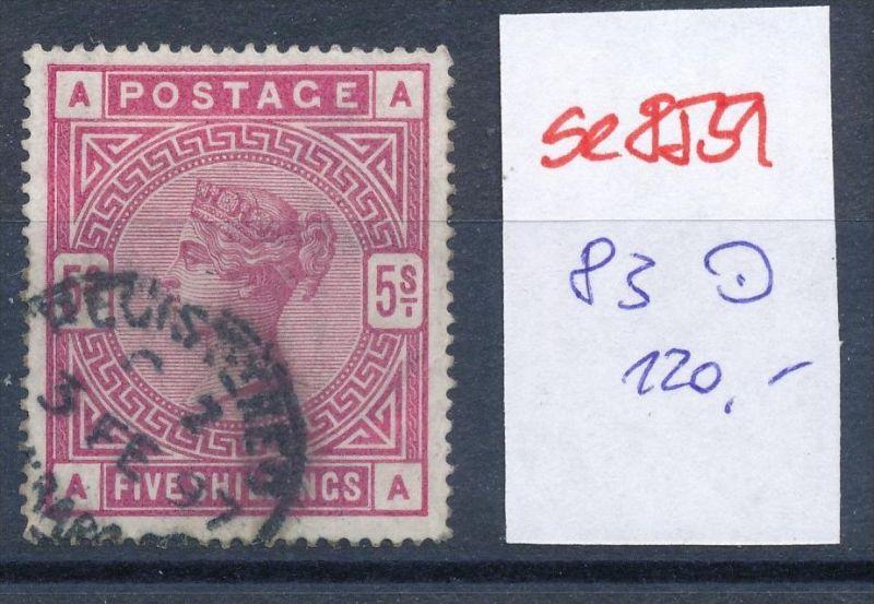 UK  Nr.  83  -Stempel...  (se8551  ) siehe Bild  !! 0