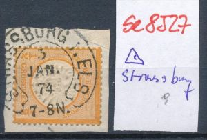 D.-Reich  netter  Stempel  ...    (se8527  ) siehe Bild  !!