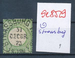 D.-Reich  netter  Stempel  ...    (se8529  ) siehe Bild  !!
