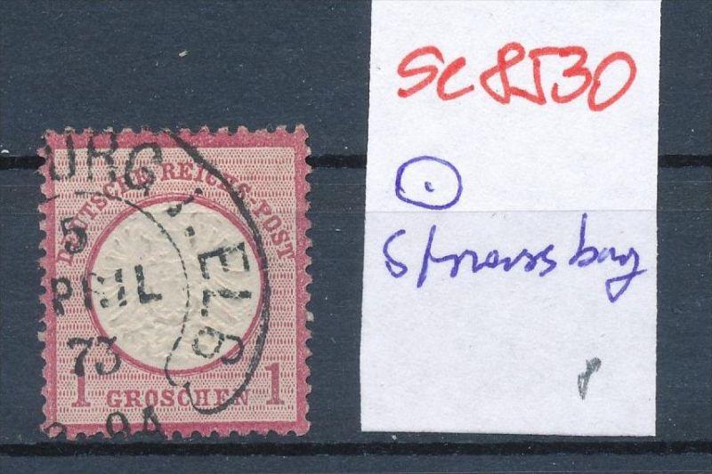 D.-Reich  netter  Stempel  ...    (se8530  ) siehe Bild  !!