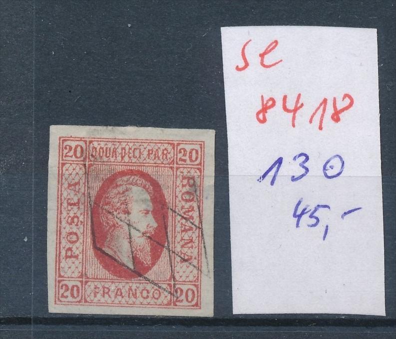 Rumänien Nr. 13 o    (se8418  ) siehe Bild  !! 0