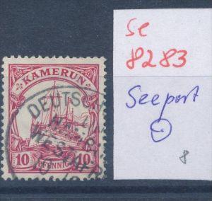 Kamerun  Seepost  -  netter Stempel... ... (se8283  ) siehe Bild  !!