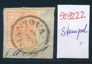Österreich Levante -Klassig netter Stempel   (se9222  ) siehe Bild