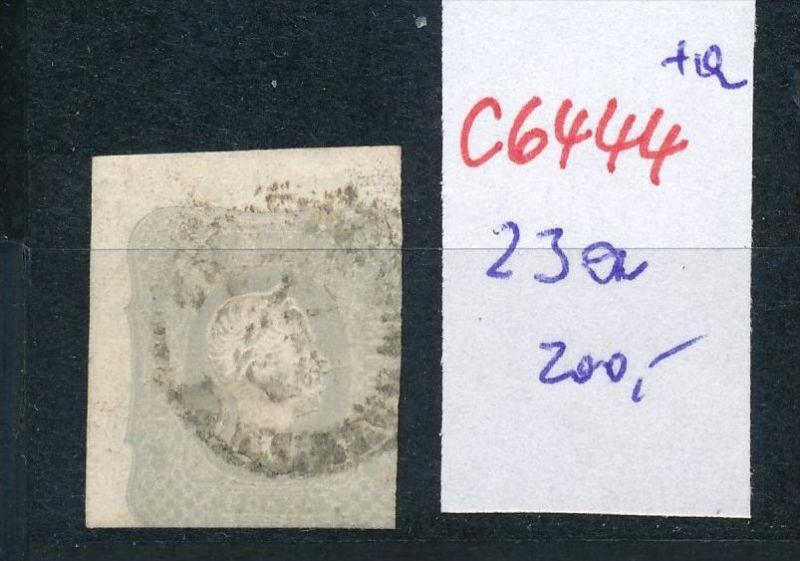 Österreich   Nr. 23a  o  (c6444  ) siehe scan
