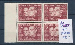 Österreich     Nr. 4x 928  **  (ze8058 ) siehe scan