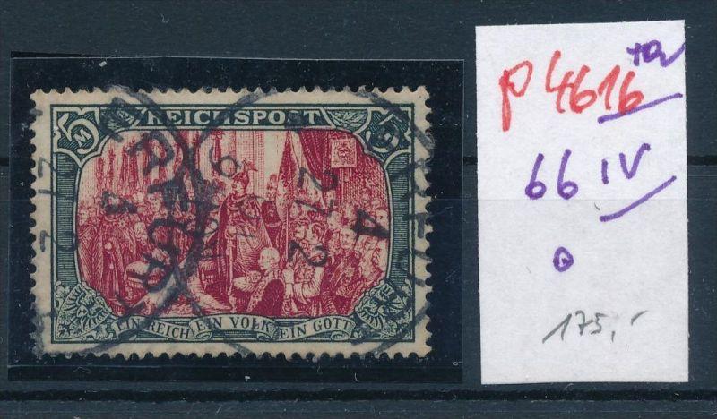 D.-Reich Nr. 66  o  -schönes Stück  (p4616  ) siehe scan