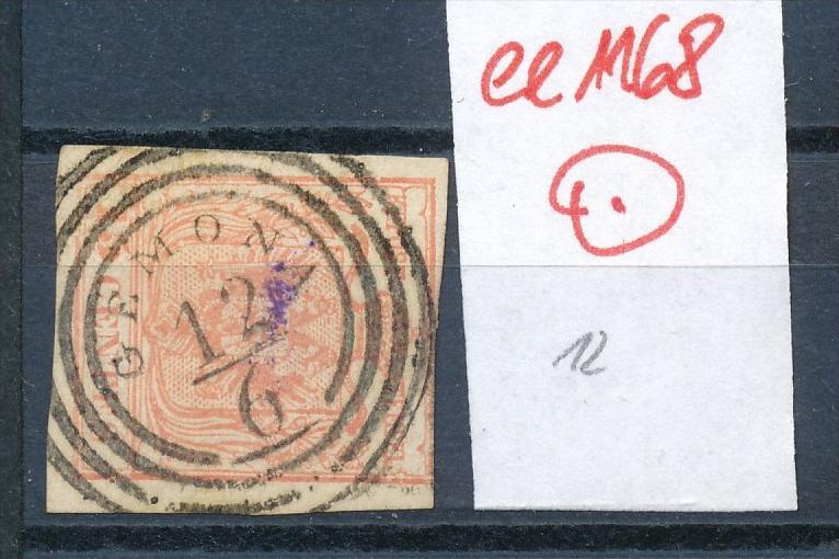 Österreich -Levante -netter Stempel  (ee1168  )  siehe scan vergrößert