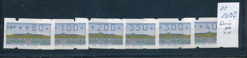 Bund Automaten Serie   **  (ee1697  )  .....-siehe scan vergrößert