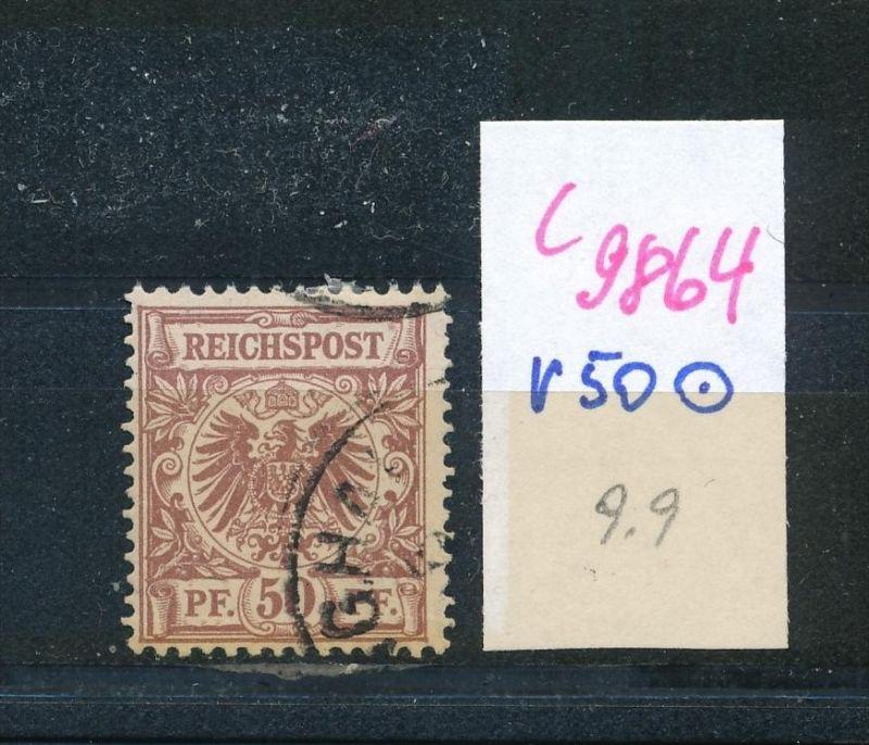 D.-Post China  Nr. V50  o (c9864  ) siehe scan  vergrößert