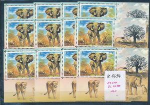 Elefanten Block um al Quian-enro **   (ze8694 ) siehe scan