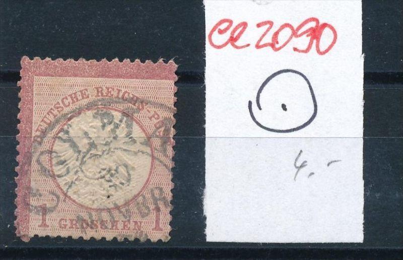 D.-Reich Brustschild - STEMPEL     (ee2090 ) siehe scan