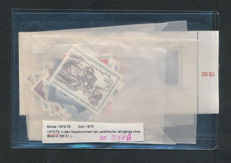 Österreich Jahr  1975-76 **  (oo5186  ) siehe scan !