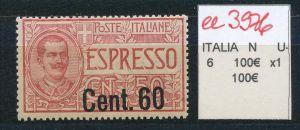 Italien Express  U-6   **    (ee3976  ) aus Auflösung einer Spezial Sammlung