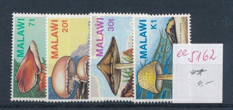 Pilze - Malawi   ........... **    (ee5162  )siehe scan....!