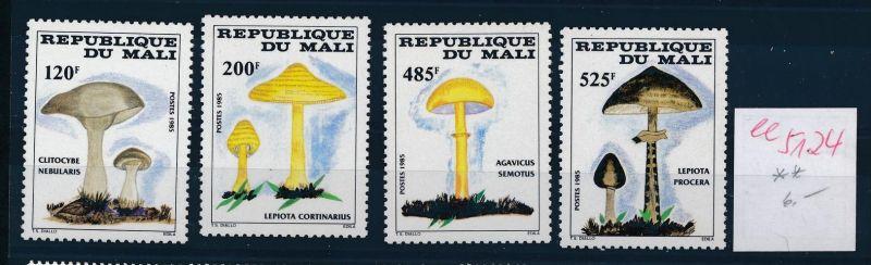 Pilze - Mali ........... **    (ee5124  )siehe scan....!