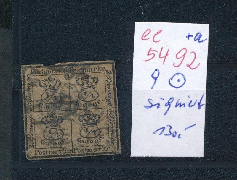 Braunschweig Nr.  9    (  ee5492  ) siehe scan....!