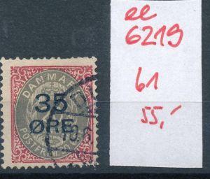 DK   Nr.  61     o ( ee6219  ) siehe scan