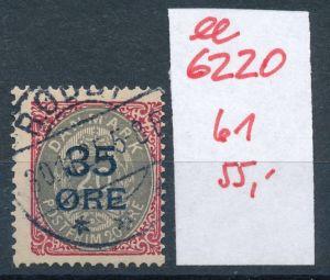 DK   Nr.  61     o ( ee6220  ) siehe scan
