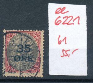 DK   Nr.  61     o ( ee6221  ) siehe scan