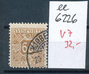 DK   Nr.  V 7      o ( ee6226  ) siehe scan