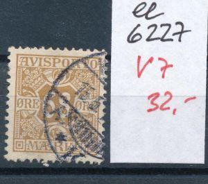 DK   Nr.  V 7      o ( ee6227  ) siehe scan