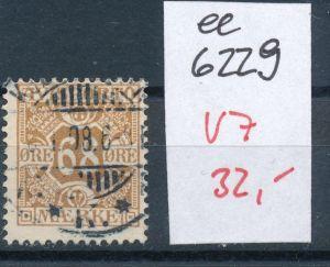 DK   Nr.  V 7      o ( ee6229  ) siehe scan