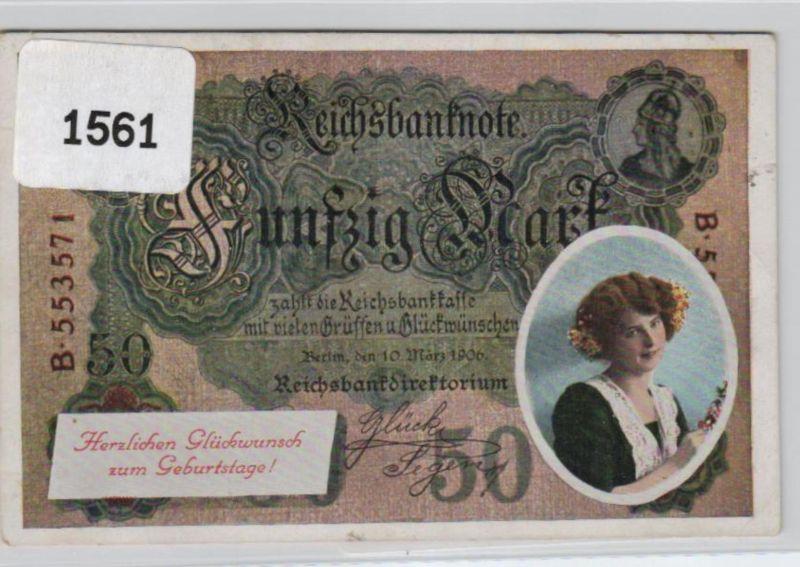 Münzen / Geld... -scheine - schöne alte Karte ....   (ka5347  ) siehe scan