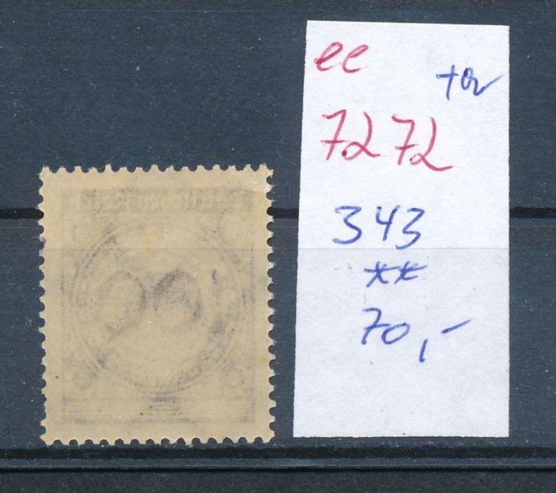 D.-Reich Nr. 343  **    (ee7272  ) siehe scan 1
