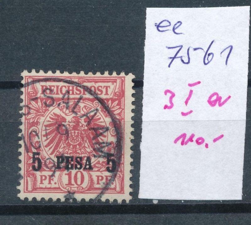 DOA  Nr.   3 Ia    o   (ee7561  ) siehe scan