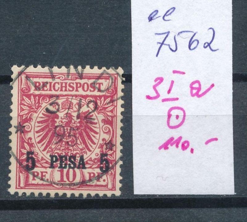 DOA  Nr.   3 Ia    o   (ee7562  ) siehe scan