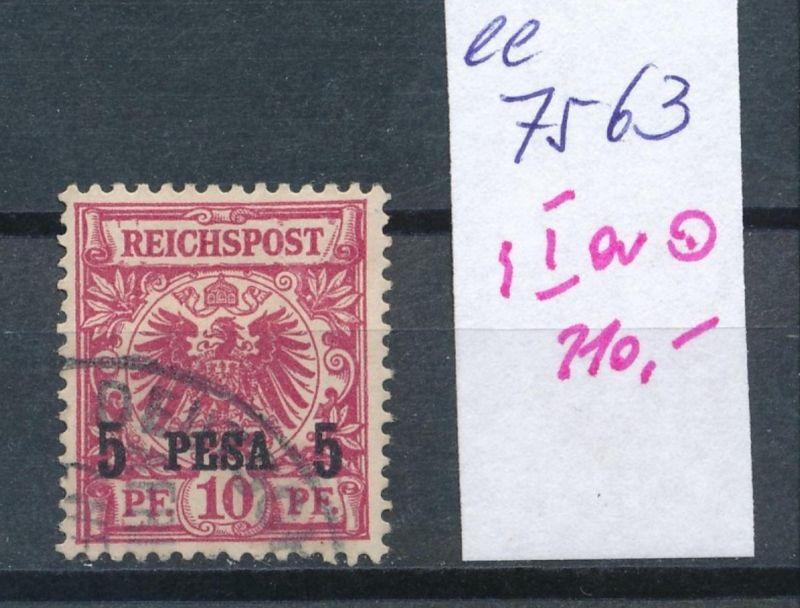 DOA  Nr.   3 Ia    o   (ee7563  ) siehe scan