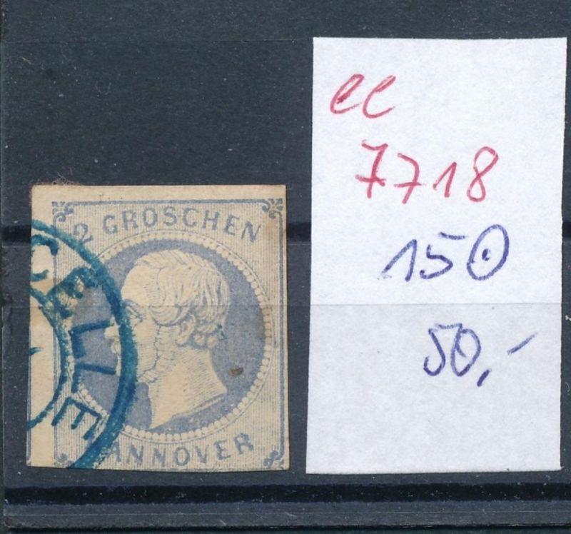Hannover Nr.   15   o    (ee7718  ) siehe scan