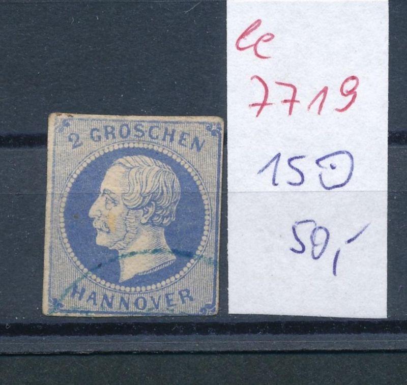 Hannover Nr.   15   o    (ee7719  ) siehe scan