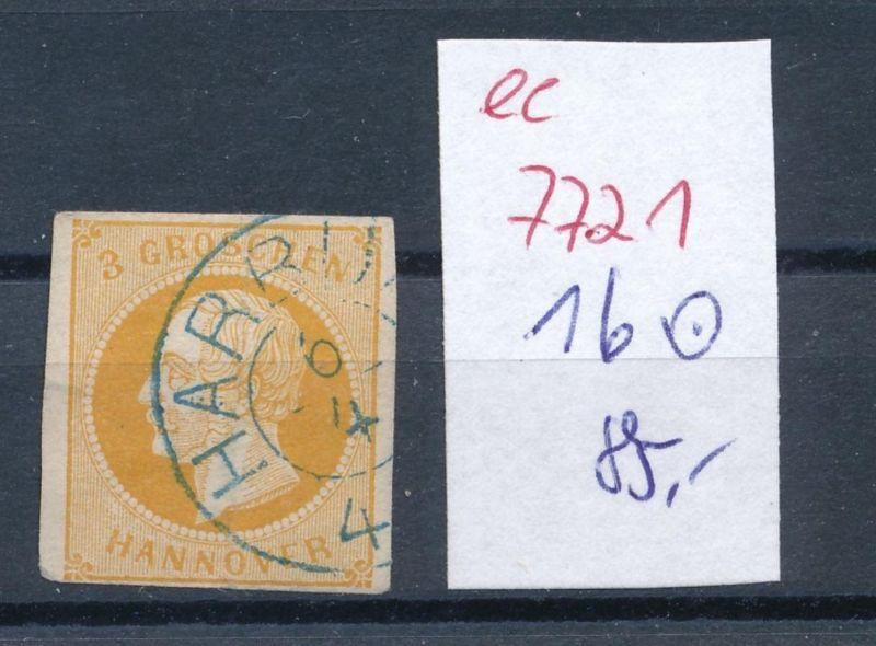 Hannover Nr.   16   o    (ee7721  ) siehe scan