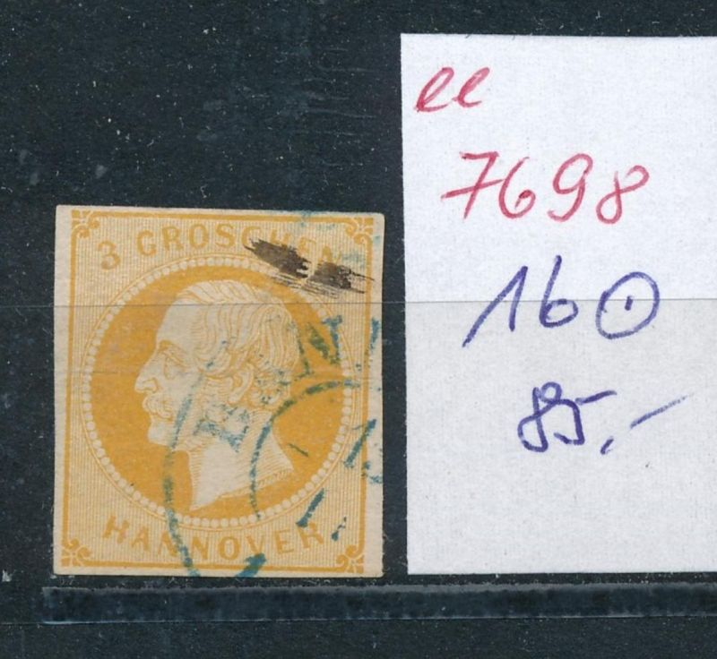 Hannover Nr.   16   o    (ee7698  ) siehe scan