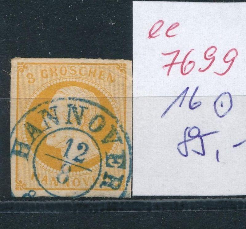 Hannover Nr.   16   o    (ee7699  ) siehe scan