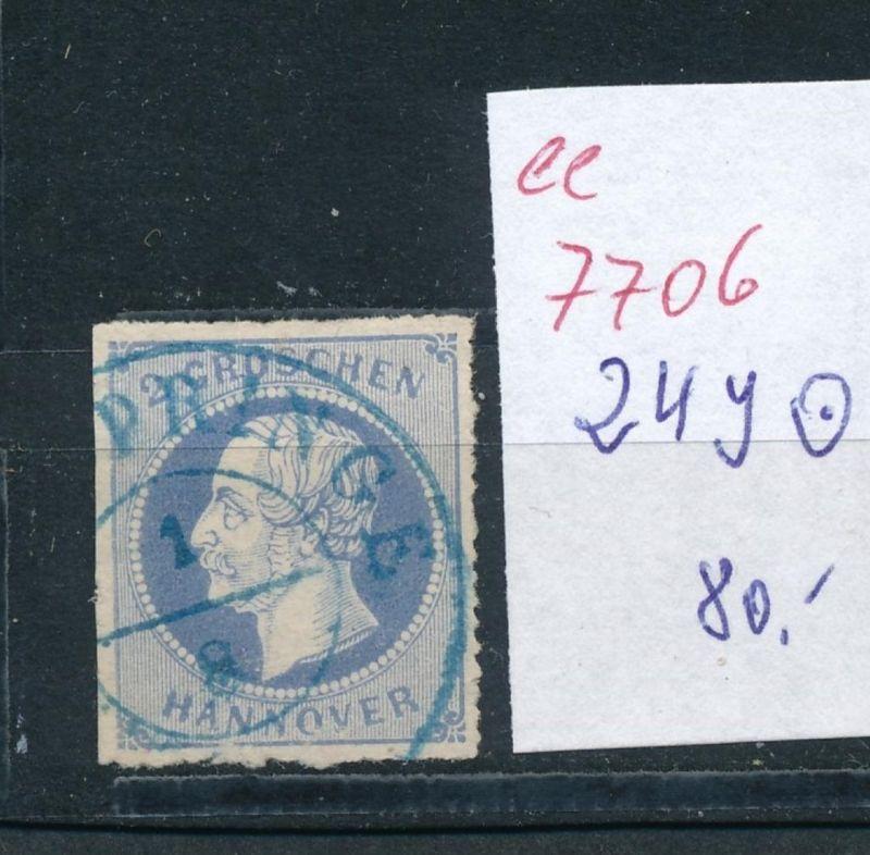 Hannover Nr.   24 y   o    (ee7706  ) siehe scan