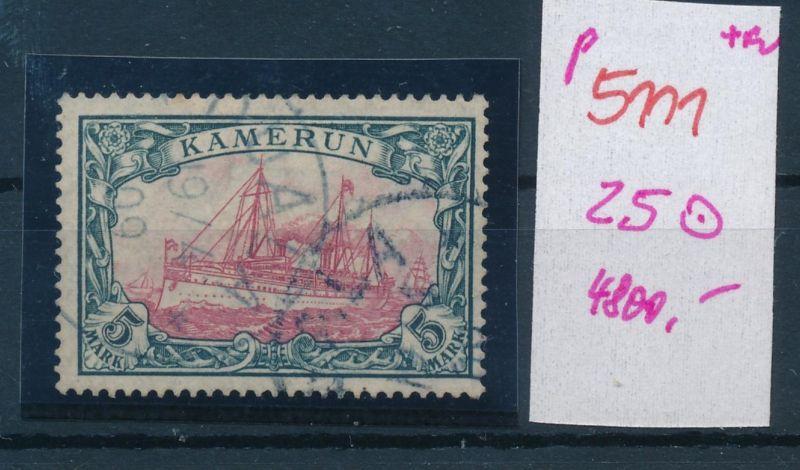 Kamerun    Nr.  25      (p5111  ) siehe scan 0